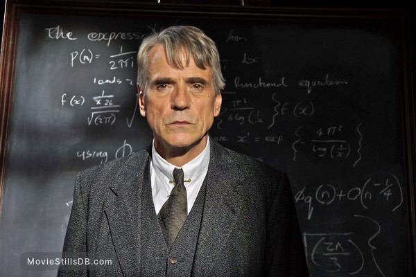 The Man Who Knew Infinity - Publicity still of Jeremy Irons