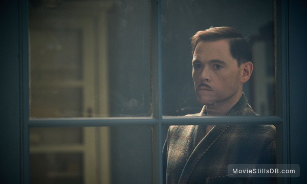 And Then There Were None - Publicity still of Burn Gorman