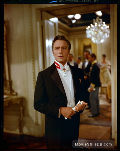 The Sound of Music - Publicity still of Christopher Plummer
