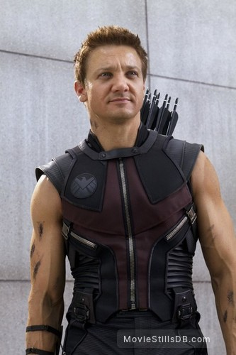 The Avengers - Publicity still of Jeremy Renner