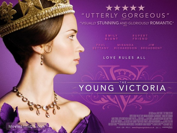 The Young Victoria - Wallpaper with Emily Blunt