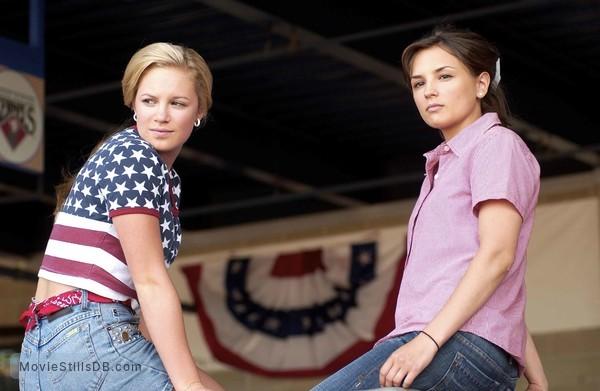 The Final Season - Publicity still of Danielle Savre & Rachael Leigh Cook