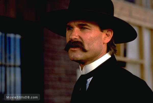 Tombstone - Publicity still of Kurt Russell