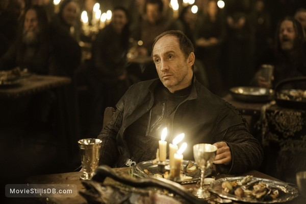 Game of Thrones - Publicity still of Michael McElhatton