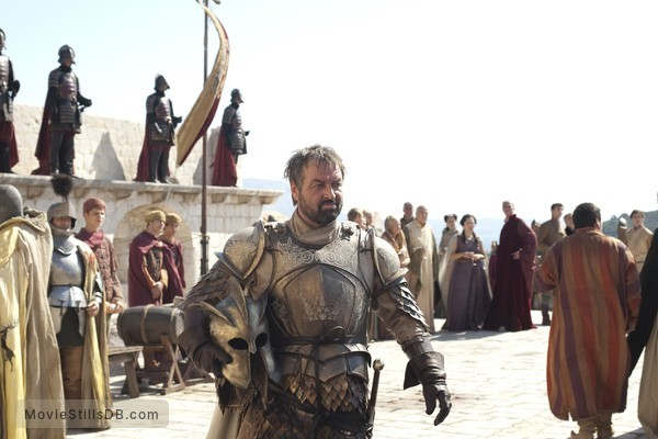 Game of Thrones - Publicity still of Ian Beattie