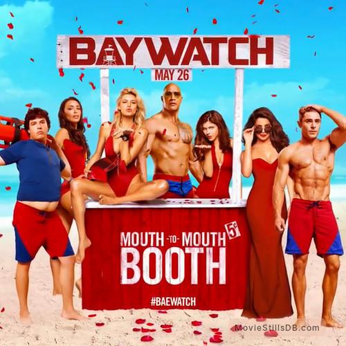 Baywatch Wallpaper With Priyanka Chopra Zac Efron