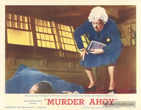 murder ahoy movie 1964 location