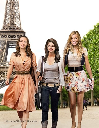 Monte Carlo - Promotional art with Leighton Meester, Katie Cassidy & Selena Gomez