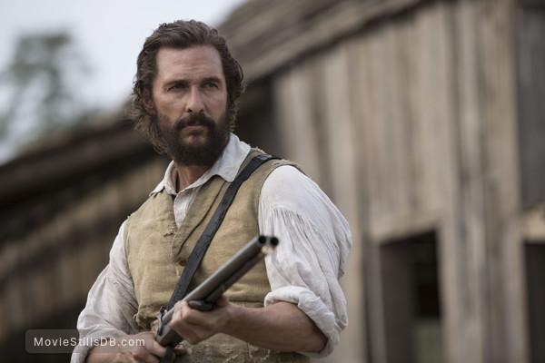 The Free State of Jones - Publicity still of Matthew McConaughey