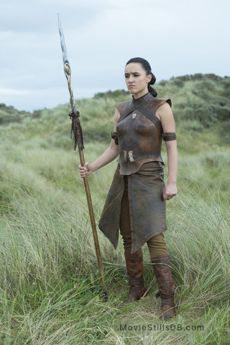 Game of Thrones - Publicity still of Keisha Castle-Hughes