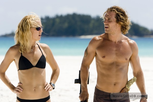 Fool's Gold - Publicity still of Matthew McConaughey & Kate Hudson