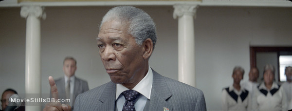 Invictus - Publicity still of Morgan Freeman
