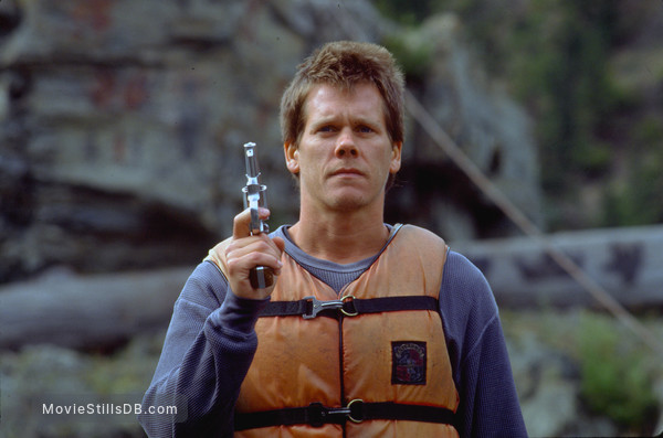 The River Wild - Publicity still of Kevin Bacon