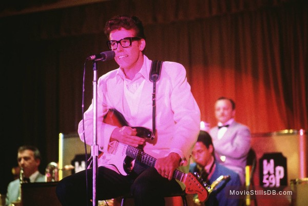 The Buddy Holly Story - Publicity still of Gary Busey