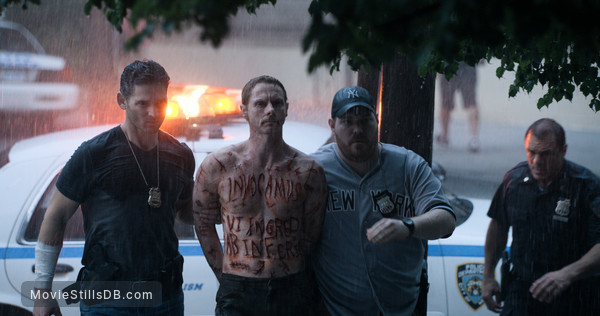 Deliver Us from Evil - Publicity still of Eric Bana & Sean Harris