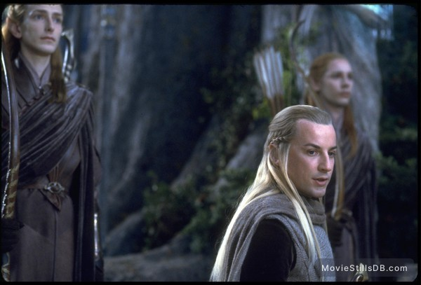 The Lord of the Rings: The Fellowship of the Ring - Publicity still of Craig Parker