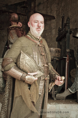 Game of Thrones - Publicity still of Dominic Carter