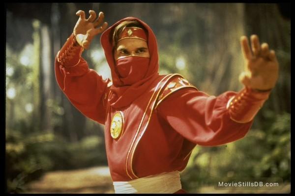 Mighty Morphin Power Rangers: The Movie - Publicity still of Steve Cardenas