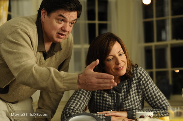 The Oranges - Publicity still of Oliver Platt & Allison Janney