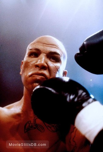 Kickboxer 2 - Publicity still of Michel Qissi