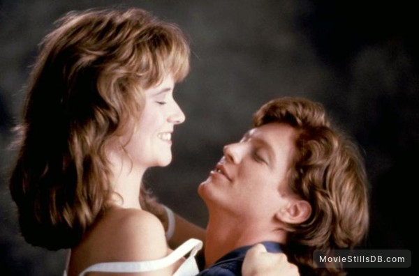 Some Kind of Wonderful - Publicity still of Lea Thompson & Eric Stoltz