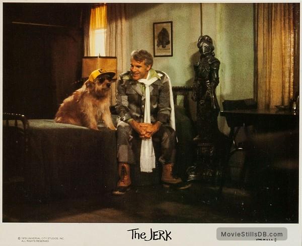 The Jerk - Lobby card with Steve Martin