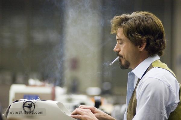 Zodiac - Publicity still of Robert Downey Jr.