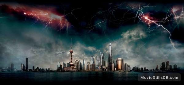 Geostorm - Promotional art