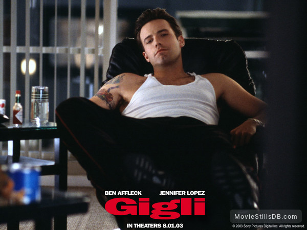 Gigli - Wallpaper with Ben Affleck