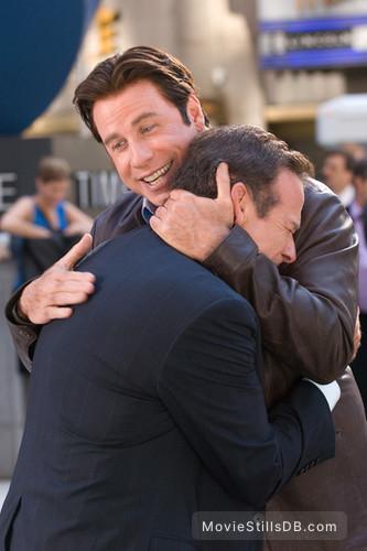 Old Dogs Publicity Still Of John Travolta Robin Williams