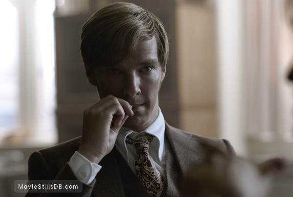Tinker Tailor Soldier Spy - Publicity still of Benedict Cumberbatch
