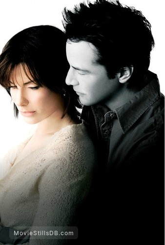 The Lake House - Promotional art with Keanu Reeves & Sandra Bullock