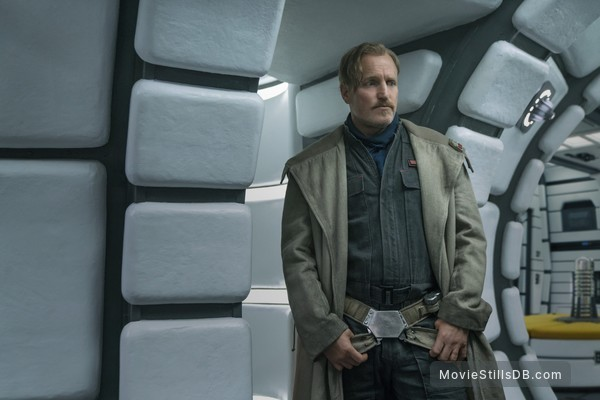 Solo: A Star Wars Story - Publicity still of Woody Harrelson
