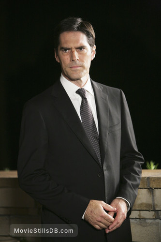 Criminal Minds - Publicity still of Thomas Gibson