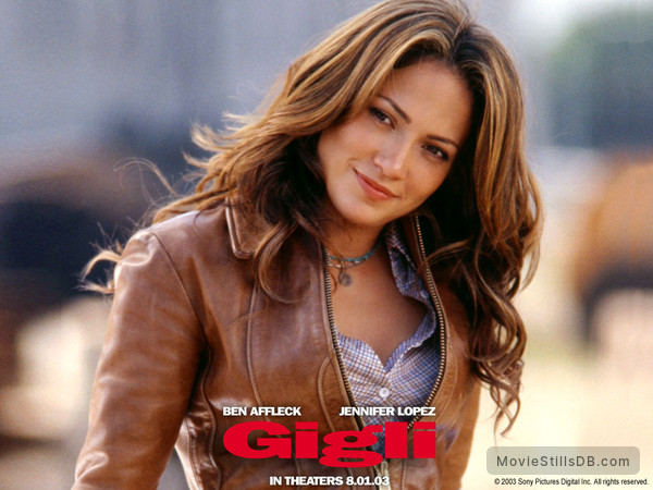 Gigli - Wallpaper with Jennifer Lopez