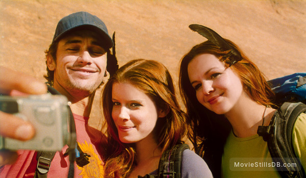 127 Hours - Publicity still of James Franco, Kate Mara & Amber Tamblyn