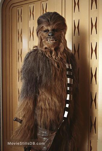 Star Wars: Episode V - The Empire Strikes Back - Publicity still of Peter Mayhew