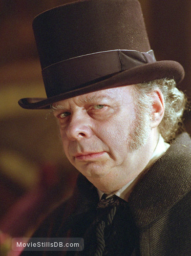 The Haunted Mansion Publicity Still Of Wallace Shawn