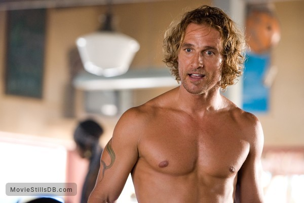 Fool's Gold - Publicity still of Matthew McConaughey