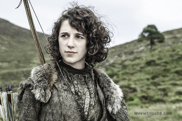 Game of Thrones - Publicity still of Ellie Kendrick