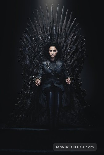 Game of Thrones - Promotional art with Nathalie Emmanuel