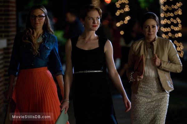 Moms' Night Out - Publicity still of Patricia Heaton, Sarah Drew & Abbie Cobb