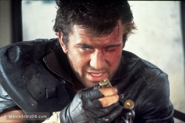 Mad Max 2 - Publicity still of Mel Gibson