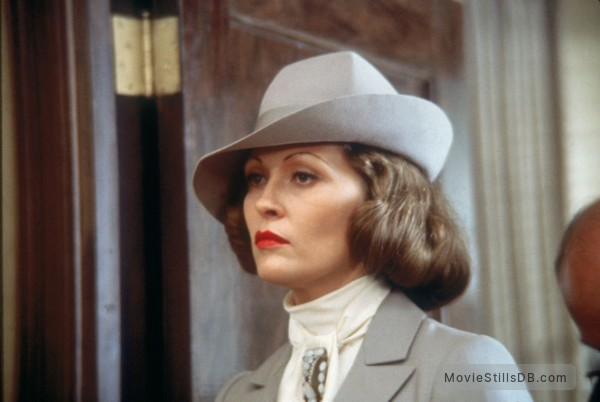 Chinatown Publicity Still Of Faye Dunaway