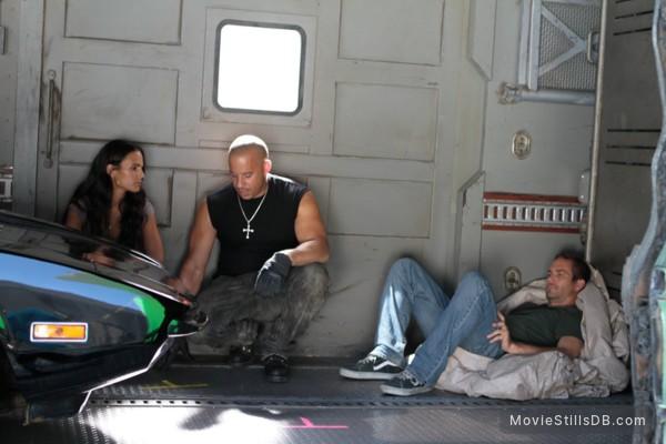 089f3e4953 Fast Five - Publicity still of Vin Diesel   Paul Walker