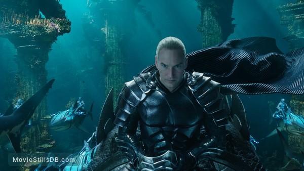 Aquaman - Publicity still of Patrick Wilson