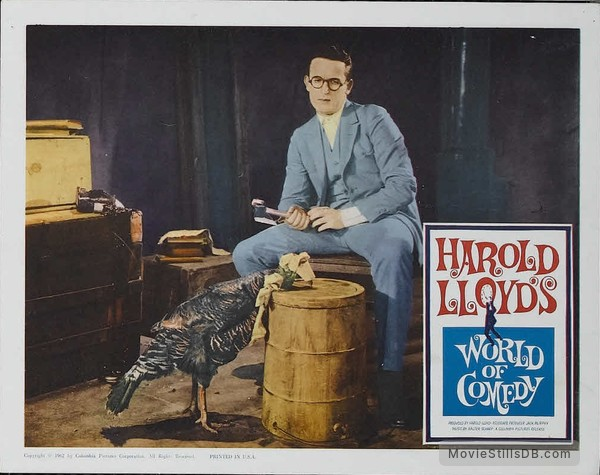 World of Comedy - Lobby card