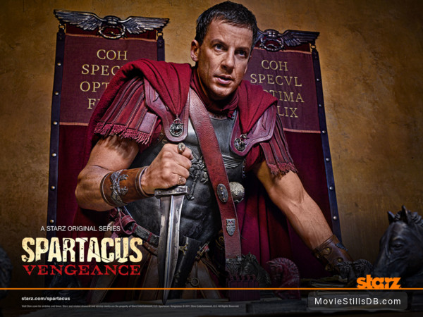 Spartacus: Blood And Sand - Wallpaper with Craig Parker