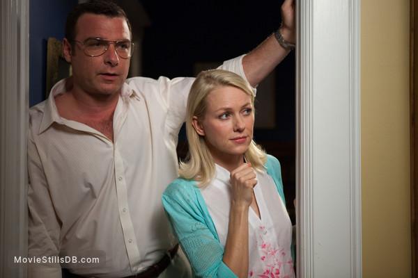 Movie 43 - Publicity still of Liev Schreiber & Naomi Watts