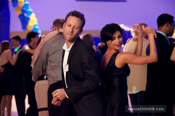 Back in the Day - Publicity still of Michael Rosenbaum & Morena Baccarin